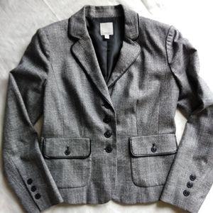 Halogen blazer, size 4 , petite